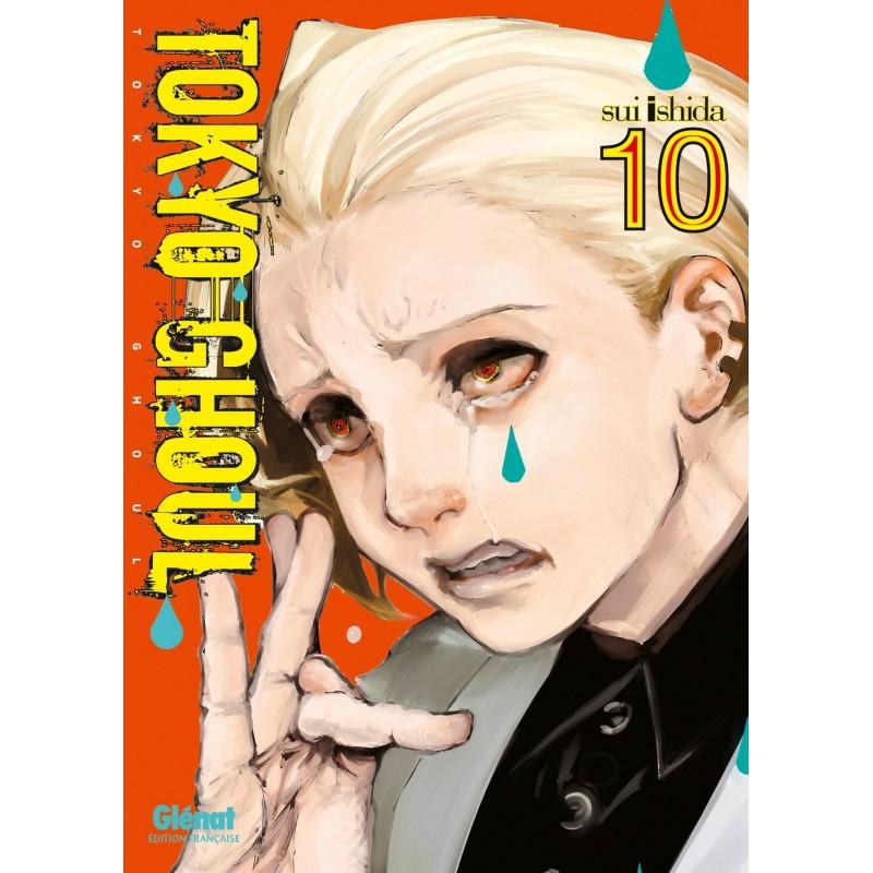 TOKYO GHOUL T10 - Manga au prix de 6,90€