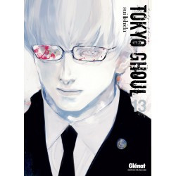 TOKYO GHOUL T13 - Manga au prix de 6,90€