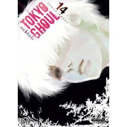 TOKYO GHOUL T14 - Manga au prix de 6,90€