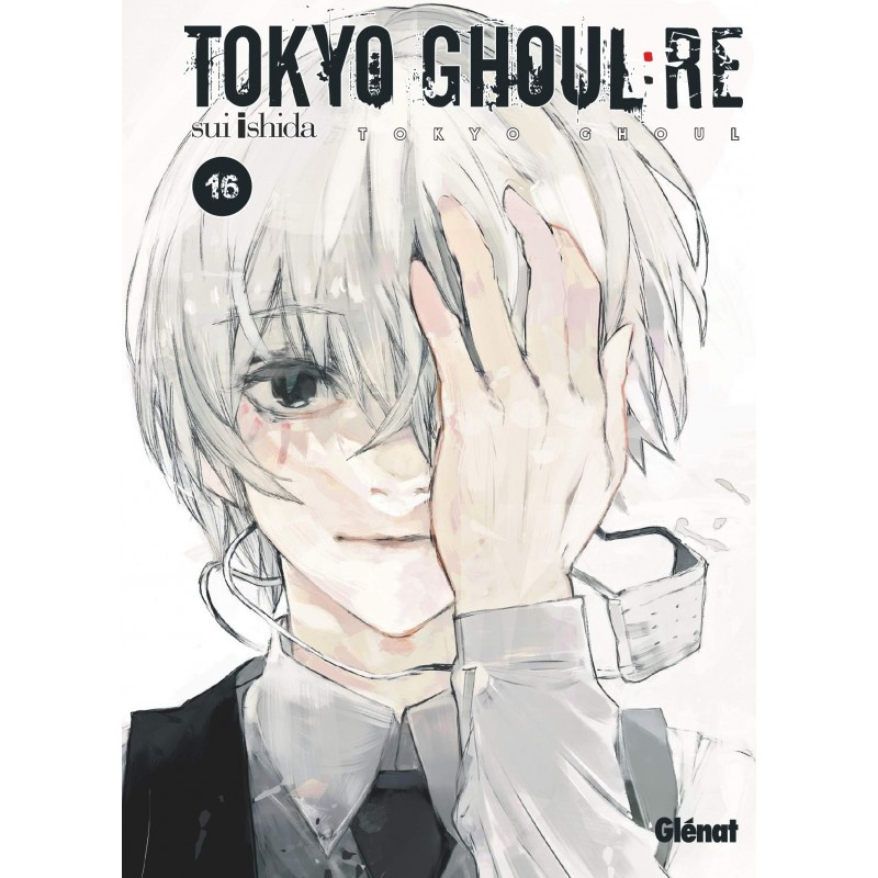 TOKYO GHOUL RE T16 - Manga au prix de 7,60€