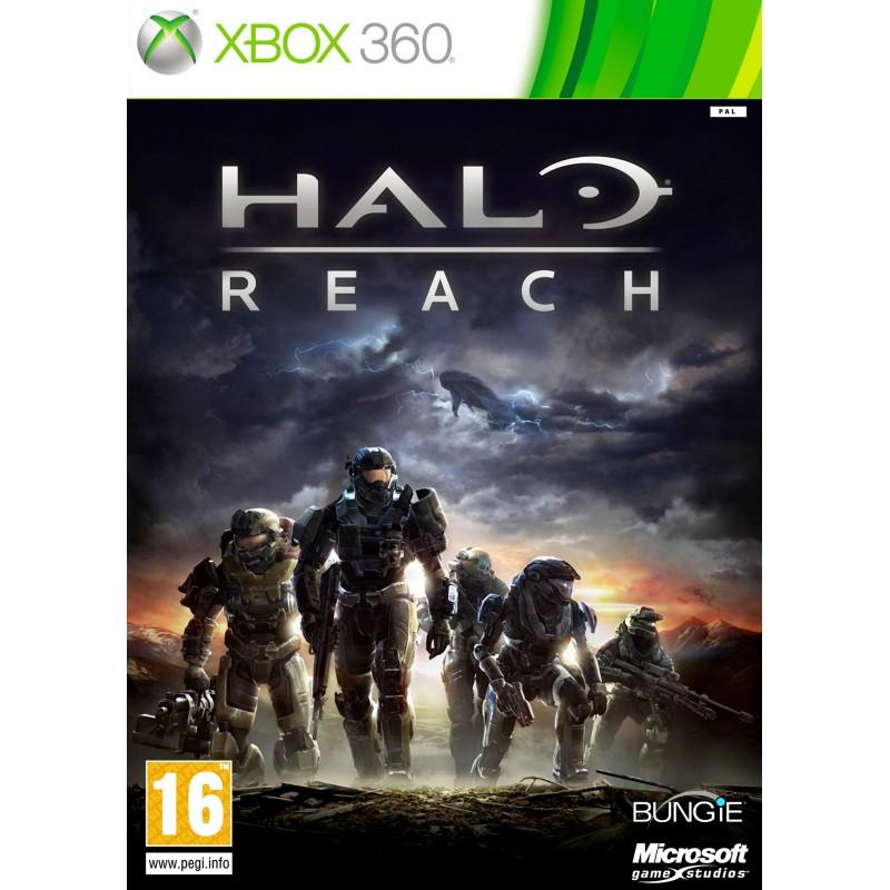 X360 HALO REACH - Jeux Xbox 360 au prix de 6,95€