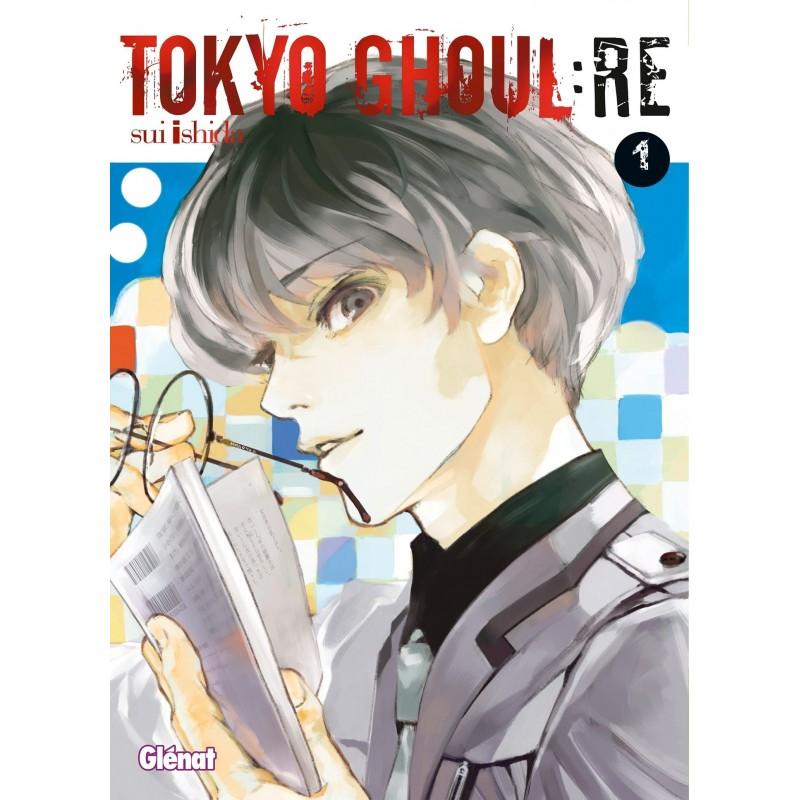 TOKYO GHOUL RE T01 - Manga au prix de 6,90€
