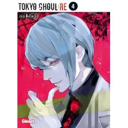 TOKYO GHOUL RE T04 - Manga au prix de 6,90€