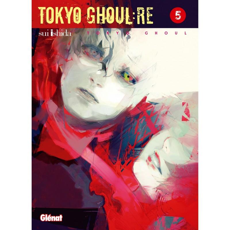TOKYO GHOUL RE T05 - Manga au prix de 6,90€