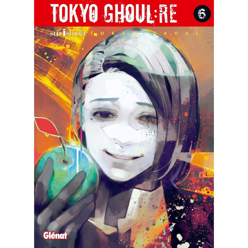 TOKYO GHOUL RE T06 - Manga au prix de 6,90€