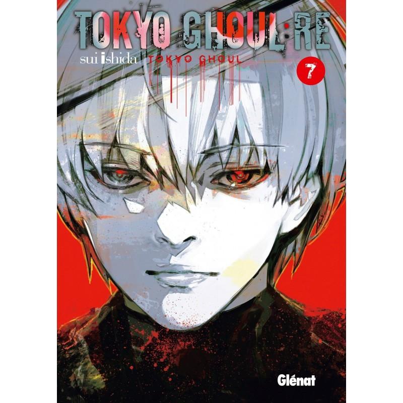 TOKYO GHOUL RE T07 - Manga au prix de 6,90€
