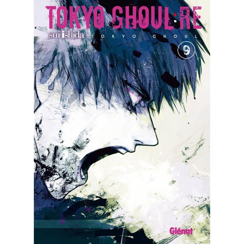 TOKYO GHOUL RE T09 - Manga au prix de 6,90€