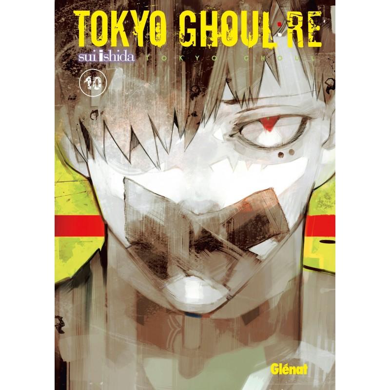 TOKYO GHOUL RE T10 - Manga au prix de 6,90€