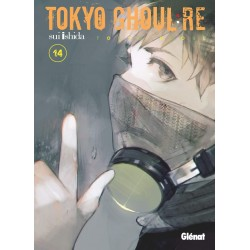 TOKYO GHOUL RE T14 - Manga au prix de 6,90€
