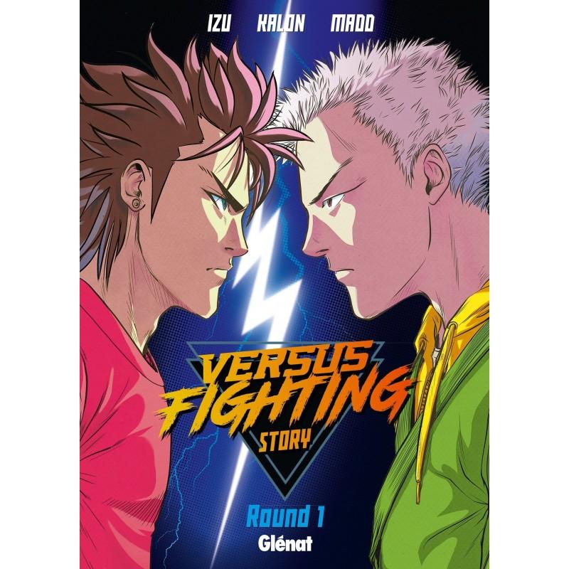 VERSUS FIGHTING STORY T01 - Manga au prix de 7,60€