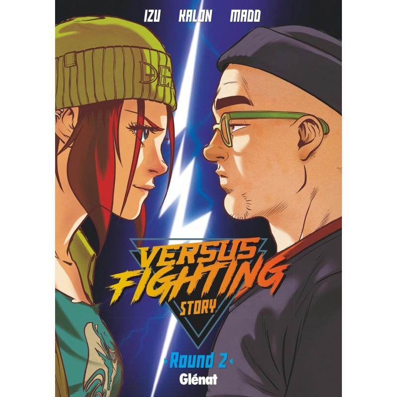 VERSUS FIGHTING STORY T02 - Manga au prix de 7,60€