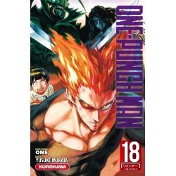 ONE PUNCH MAN T18 - Manga au prix de 6,80€