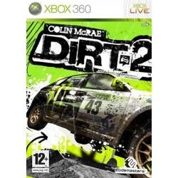 X360 COLIN MC RAE DIRT 2 - Jeux Xbox 360 au prix de 6,95€