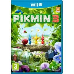 WIU PIKMIN 3 - Jeux Wii U au prix de 19,95€