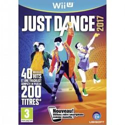 WIU JUST DANCE 2017 - Jeux Wii U au prix de 12,95€