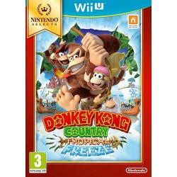 WIU DONKEY KONG COUNTRY TROPICAL FREEZE SELECTS - Jeux Wii U au prix de 14,95€