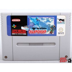 SN VAL D ISERE CHAMPIONSHIP (LOOSE) - Jeux Super NES au prix de 4,95€