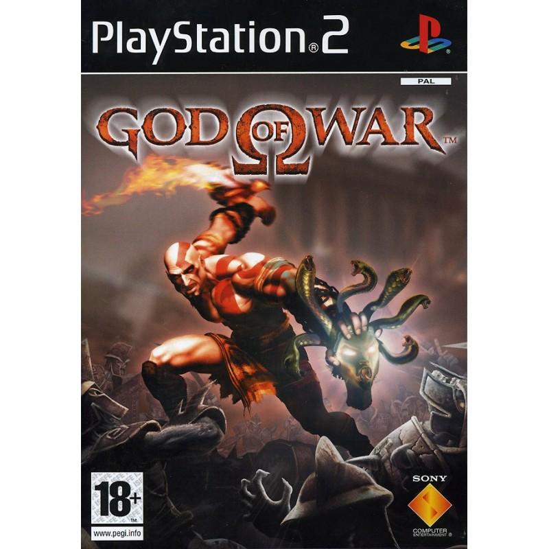 PS2 GOD OF WAR - Jeux PS2 au prix de 9,95€