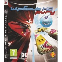 PS3 WIPEOUT HD FURY - Jeux PS3 au prix de 14,95€
