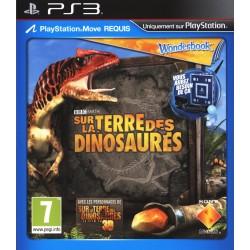 PS3 SUR LA TERRE DES DINOSAURES WONDERBOOK PACK - Jeux PS3 au prix de 29,95€