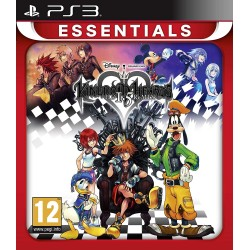 PS3 KINGDOM HEARTS 1.5 HD REMIX ESSENTIALS - Jeux PS3 au prix de 12,95€