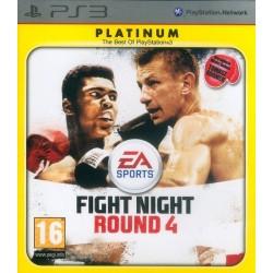 PS3 FIGHT NIGHT 4 (PLATINUM) - Jeux PS3 au prix de 4,95€