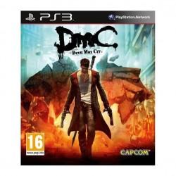 PS3 DMC DEVIL MAY CRY - Jeux PS3 au prix de 7,95€