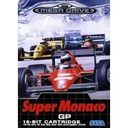 MD SUPER MONACO GP - Jeux Mega Drive au prix de 4,95€