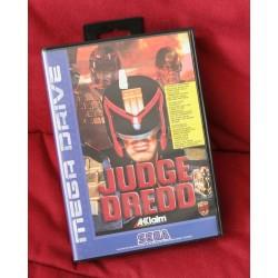 MD JUDGE DREDD (SANS NOTICE) - Jeux Mega Drive au prix de 14,95€