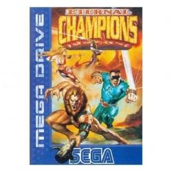 MD ETERNAL CHAMPIONS - Jeux Mega Drive au prix de 9,95€