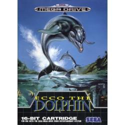MD ECCO THE DOLPHIN - Jeux Mega Drive au prix de 12,95€