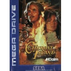 MD CUTHROAT ISLAND - Jeux Mega Drive au prix de 14,95€