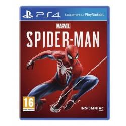 PS4 MARVEL S SPIDERMAN OCC - Jeux PS4 au prix de 19,95€