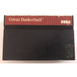 MS GREAT BASKETBALL (LOOSE) - Jeux Master System au prix de 1,95 €