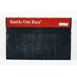 MS BATTLE OUT RUN (LOOSE) - Jeux Master System au prix de 4,95 €