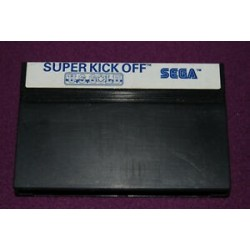 MS SUPER KICK OFF (LOOSE) - Jeux Master System au prix de 0,95 €