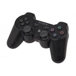 MANETTE PS3 SIXAXIS NOIRE - Accessoires PS3 au prix de 14,95€