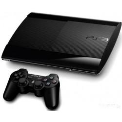 CONSOLE PS3 ULTRA SLIM 500 GO NOIRE - Consoles PS3 au prix de 89,95€