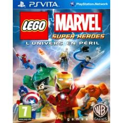 PSV LEGO MARVEL SUPER HEROES L UNIVERS EN PERIL - Jeux PS Vita au prix de 14,95€