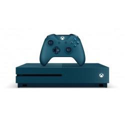 CONSOLE XBOX ONE S 500 GO BLEUE OCC - Consoles Xbox One au prix de 159,95€