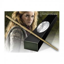 BAGUETTE HARRY POTTER HERMIONE GRANGER NOBLE COLLECTION - Baguettes au prix de 34,95 €