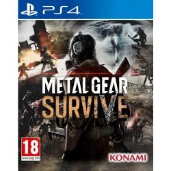 PS4 METAL GEAR SURVIVE OCC - Jeux PS4 au prix de 9,95€