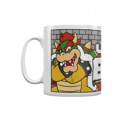 MUG BOWSER LIKE A BOSS 300 ML - Mugs au prix de 9,95 €