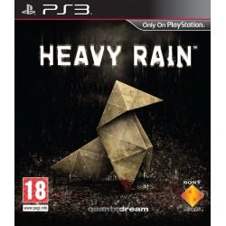 PS3 HEAVY RAIN - Jeux PS3 au prix de 7,95€