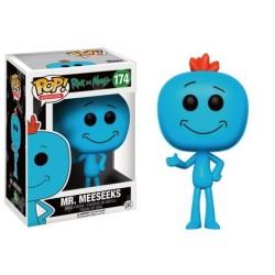 POP RICK AND MORTY 174 MR MEESEEKS - Figurines POP au prix de 14,95€