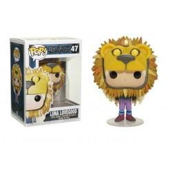 POP HARRY POTTER 47 LUNA LOVEGOOD TETE DE LION - Figurines POP au prix de 14,95€