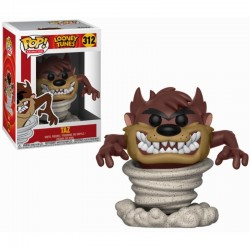 POP LOONEY TUNES 312 TAZ - Figurines POP au prix de 14,95 €