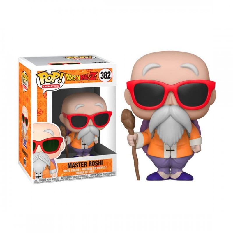POP DRAGON BALL Z 382 MASTER ROSHI - Figurines POP au prix de 14,95 €