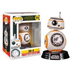 POP STAR WARS 314 BB-8 - Figurines POP au prix de 17,94€