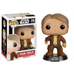 POP STAR WARS 79 HAN SOLO - Figurines POP au prix de 14,95€